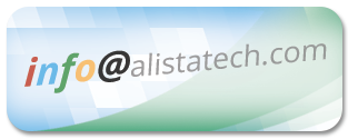 Contact Alista Tech. General email address for inquiries